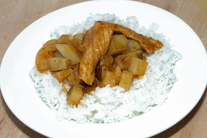 Easy Massaman Curry