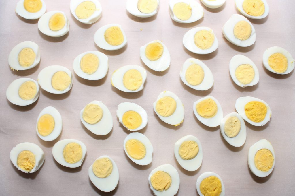 Best Deviled Eggs, plus tips for cooking the perfect hard-boiled egg! | BearandBugEats.com