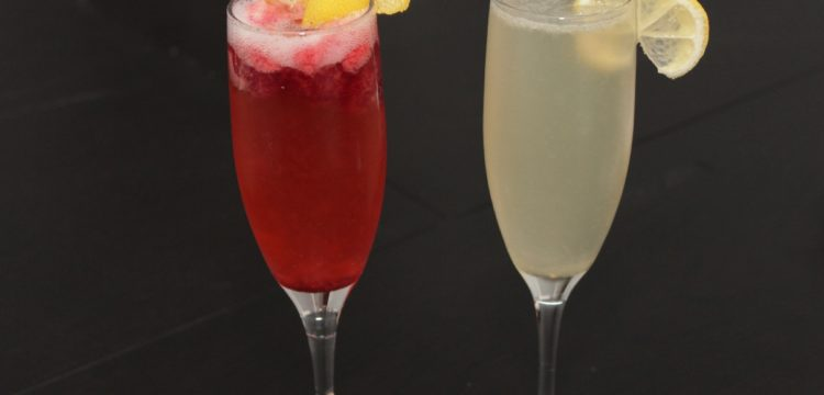 12 New Year's Champagne Cocktails | BearandBugEats.com