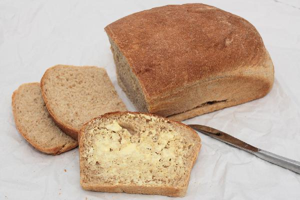 Katie Bread: a basic, lovely homemade bread | bread recipes | baking recipes | baking tips | BearandBugEats.com