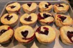 Mixed Berry Mini Pies