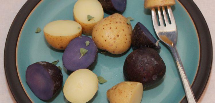 Creamy, savory Salt Potatoes! | BearandBugEats.com