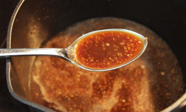 Easy Homemade Teriyaki Sauce | asian recipe | BearandBugEats.com