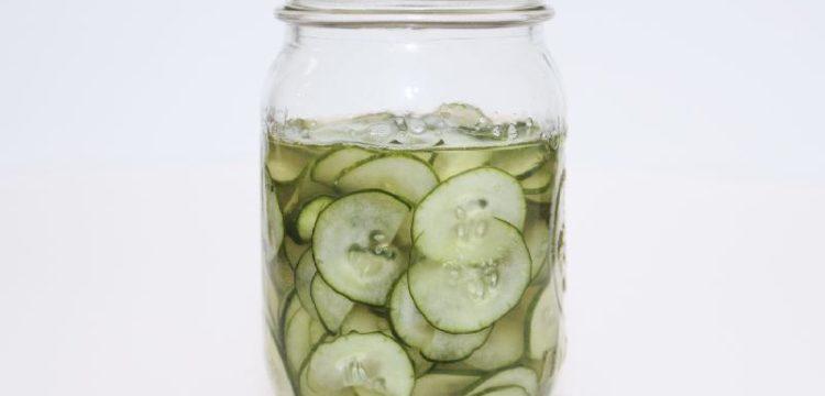 Quick Asian Pickles | vegetarian | vegan | #farmersmarketweek | BearandBugEats.com